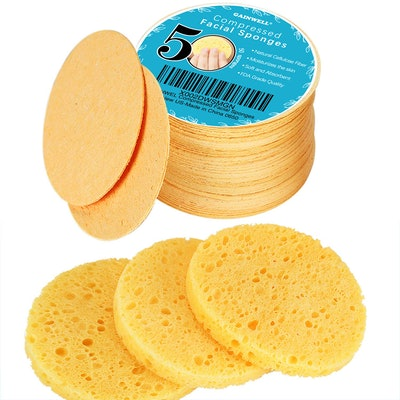 GAINWELL Compressed Facial Sponges