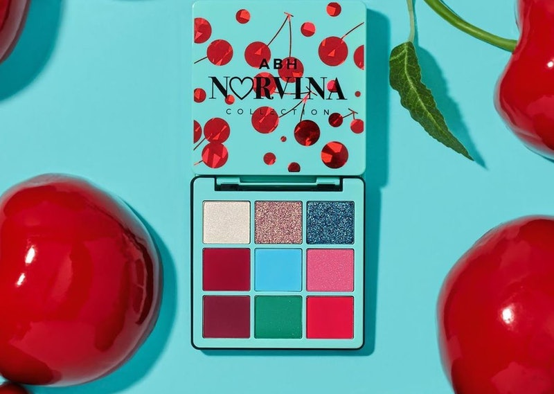 Anastasia Beverly Hills just dropped its Mini Norvina Pro Pigment Vol 3 palette inspired by cherries