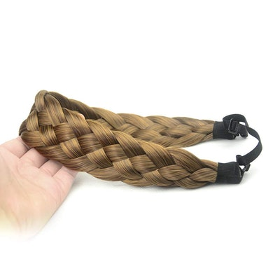 DIGUAN Adjustable Braided Headband