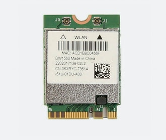 Dell DW1560 Wi-Fi Card