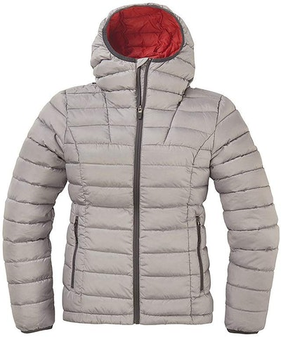 Sierra Designs Women's Whitney DriDown Hoodie, 800 Fill Winter Down Jacket