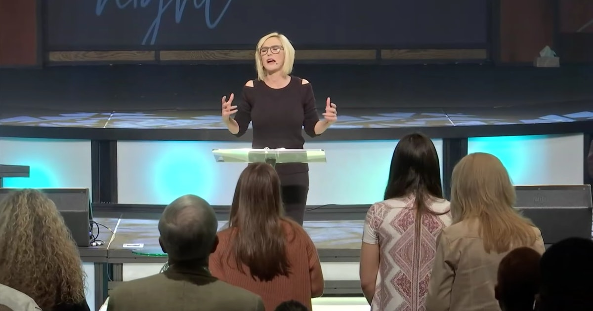 Trump Spiritual Adviser Responds To Abortion Sermon Backlash
