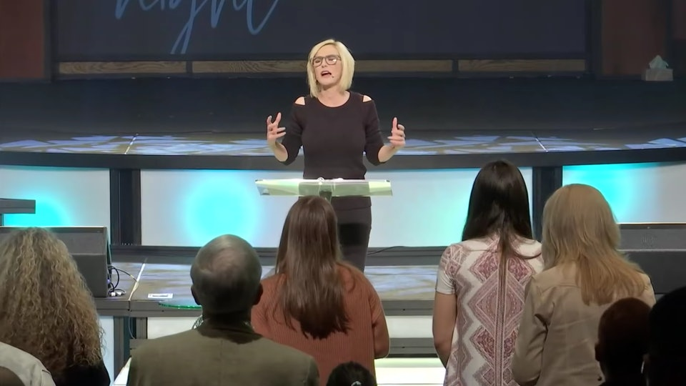 "Paula White, a controversial televangelist who serves as a Trump administration spiritual adviser has responded to backlash over a sermon she delivered in which she appeared to pray for ""all satanic pregnancies to miscarry."""