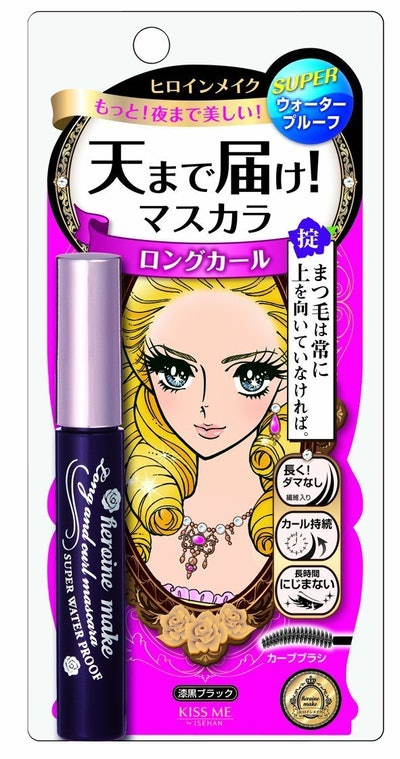 Heroine Make Long and Curl Mascara Super Waterproof