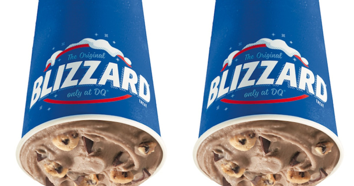 Dairy Queen's Valentine's Day 2020 Blizzard & Cake Are Here To Spread The Love