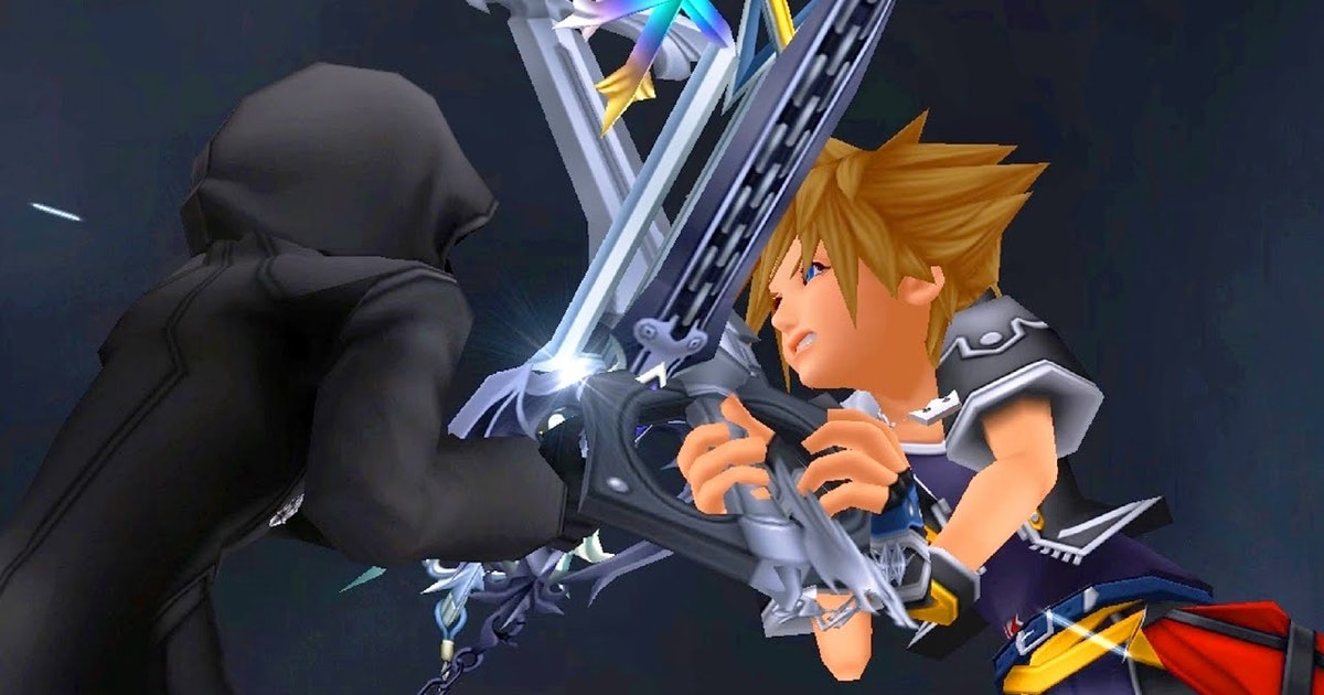 How to get the Oathkeeper and Oblivion keyblades in 'Kingdom Hearts III: Re Mind'