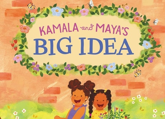Meena Harris has written a children's book detailing a real-life story from her mom and aunt's childhood.