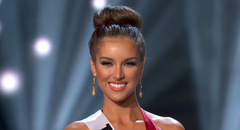 Alayah from The Bachelor competing in Miss USA 2019 Preliminary Competition
