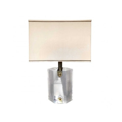 Rectilinear Table Lamp