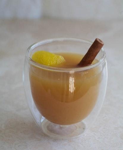 Warming winter drink.