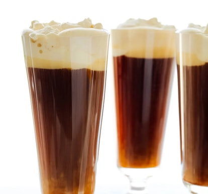 Irish coffee for football Sunday.