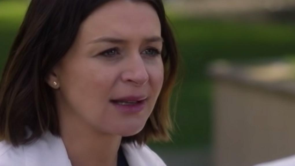 Amelia in 'Grey's Anatomy' Season 16, Episode 11 promo