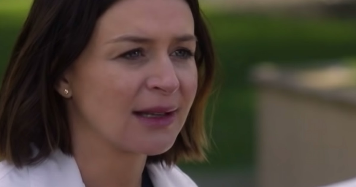 The 'Grey's Anatomy' Season 16, Episode 11 Promo Teases Amelia's Big Reveal