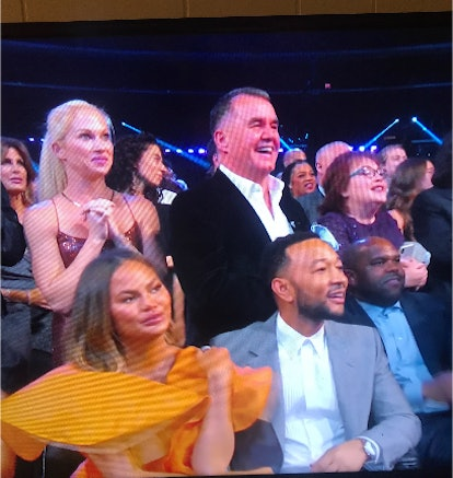 John Legend is so excited about Lizzo winning a Grammy.