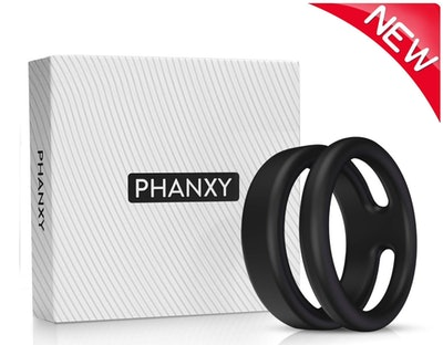 PHANXY Silicone Dual Penis Ring