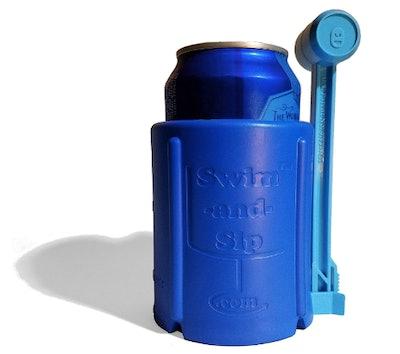 Swim and Sip Floating Drink Holder