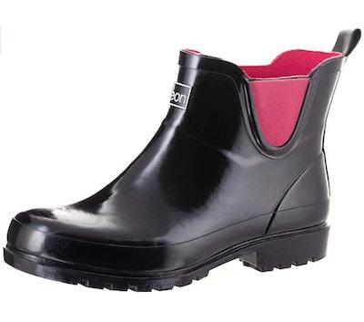 Jileon Ankle Rain Boots