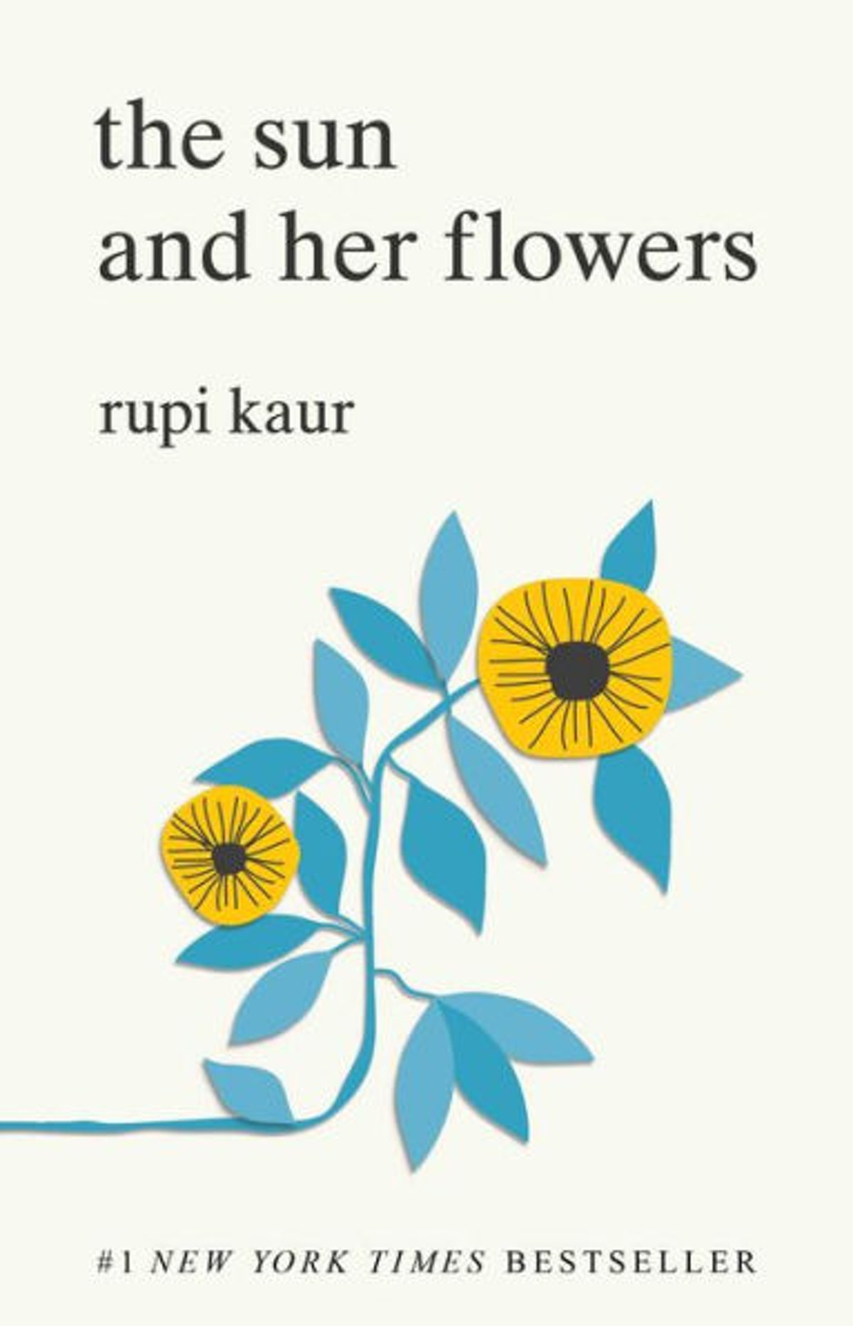 'The Sun and Her Flowers' by Rupi Kaur