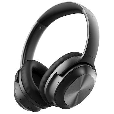Letscom Noise-Cancelling Bluetooth Headphones
