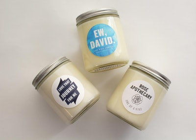 Schitt's Creek Candle Gift Pack