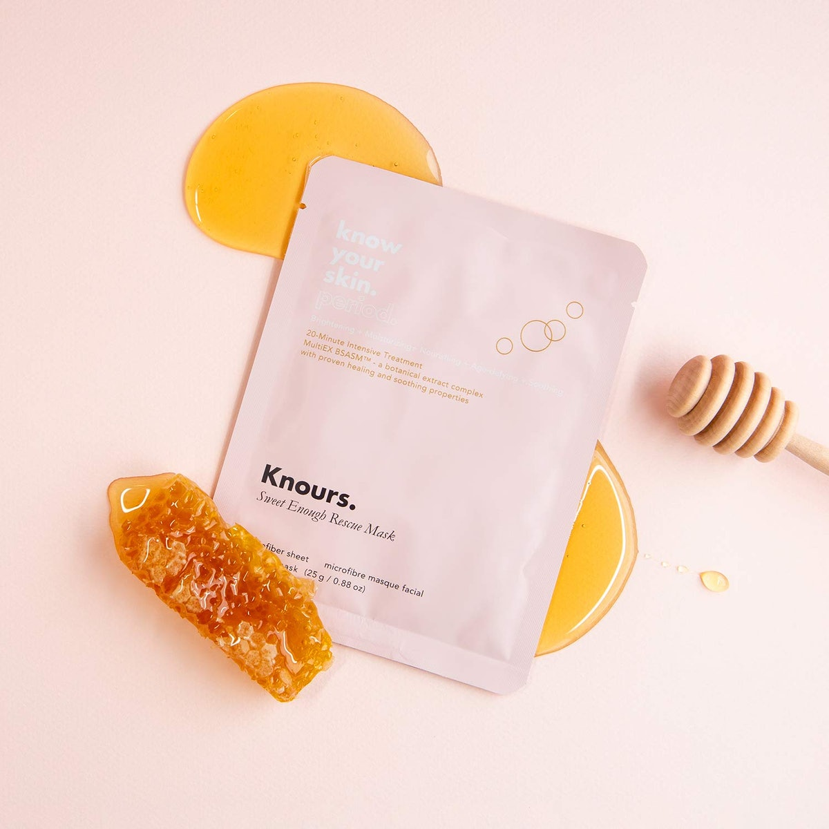 Knours. Sweet Enough Rescue Masks (5 Pack)