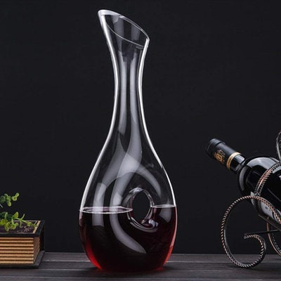 USBOQO Crystal Wine Decanter