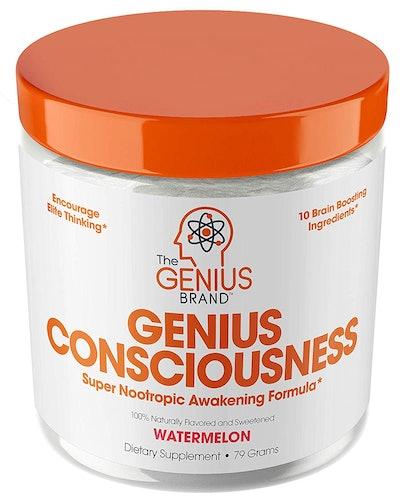 Genius Consciousness Super Nootropic Brain Booster Supplement