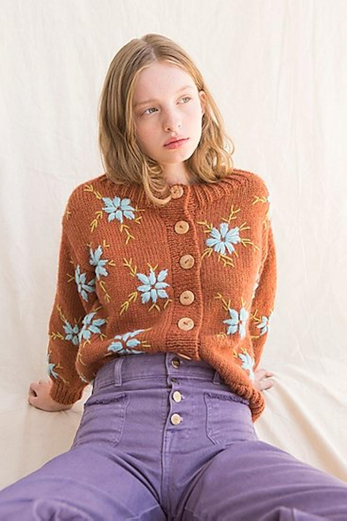 Lucero Sweater