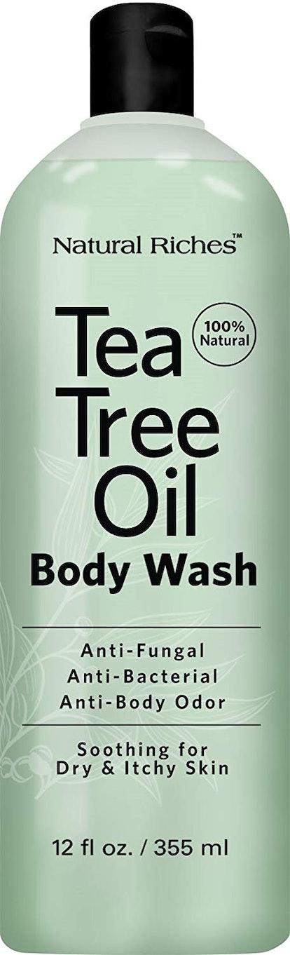 Natural Riches Tea Tree Oil Body Wash