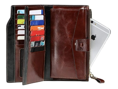 Itslife Genuine Leather Wallet
