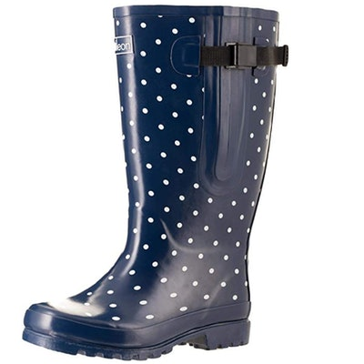 Jileon Wide Calf Women's Rain Boots