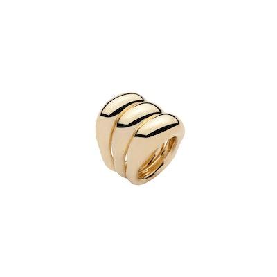 Triple Tube Ring