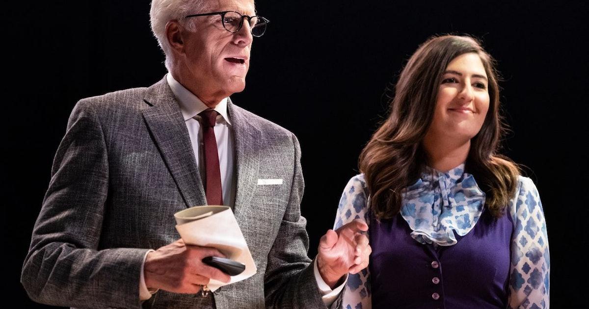 'The Good Place' Season 4's final twist involves a familiar set piece, art director hints
