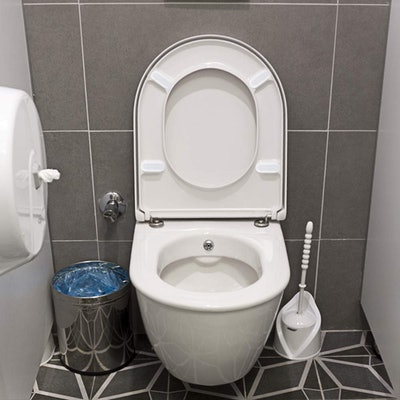 Toilet Seat Bumpers by Reachno