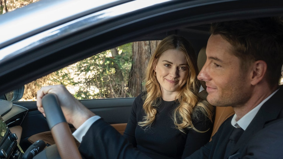 Kevin & Sophie reconnect on the new episode of 'This Is Us' on NBC.