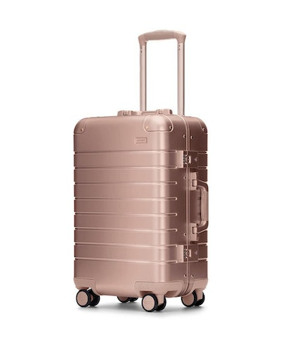 The Carry-On: Aluminum Edition