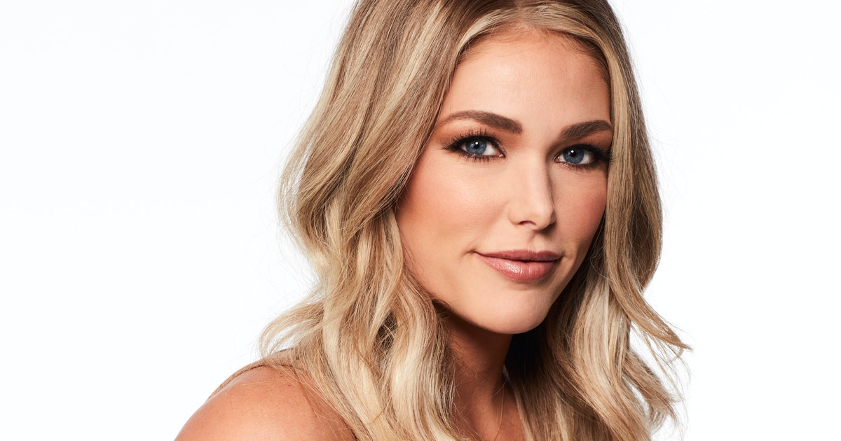 Who Is Kelsey On Peter's 'Bachelor' Season? Get To Know The Champagne Meme Star