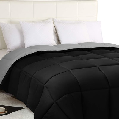 Utopia Bedding Down Alternative Reversible Comforter