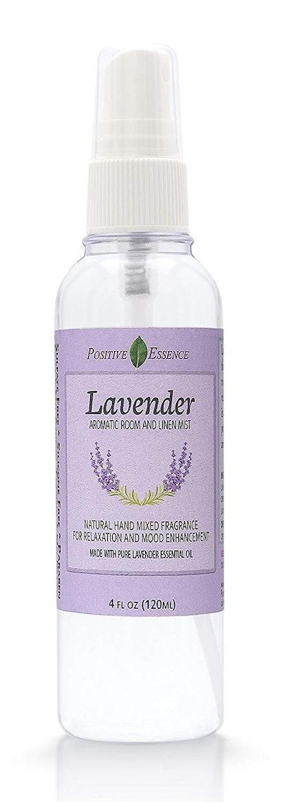 Positive Essence Lavender Linen & Room Spray