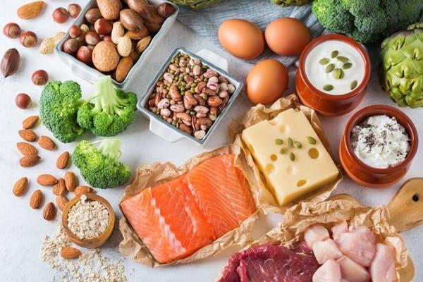 protéines alimentaires