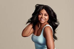 Taraji P. Henson announces the launch of her TPH by Taraji hair care line for all hair types
