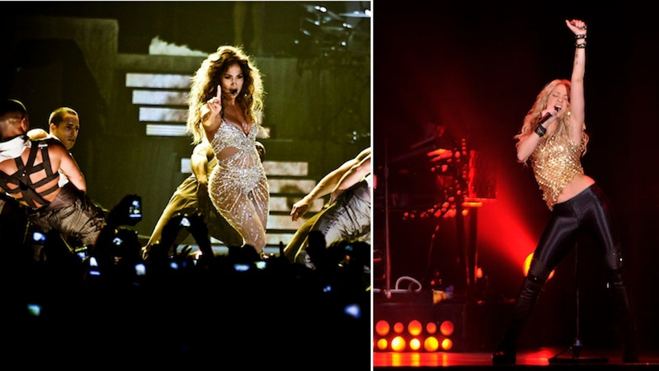 Although they traditionally pull in millions on tour, J Lo and Shakira won't get paid for their Super Bowl Halftime performance.