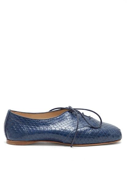 Maya Elaphe Oxford Shoes