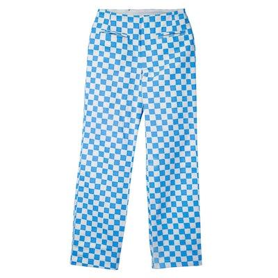 Kokomo Pants Check Blue