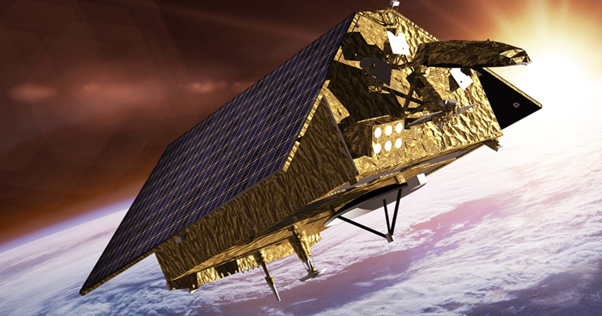 NASA's tiny golden satellite will keep alive an incredible streak for humanity