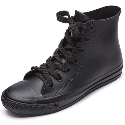 DKSUKO High Top Rain Shoes