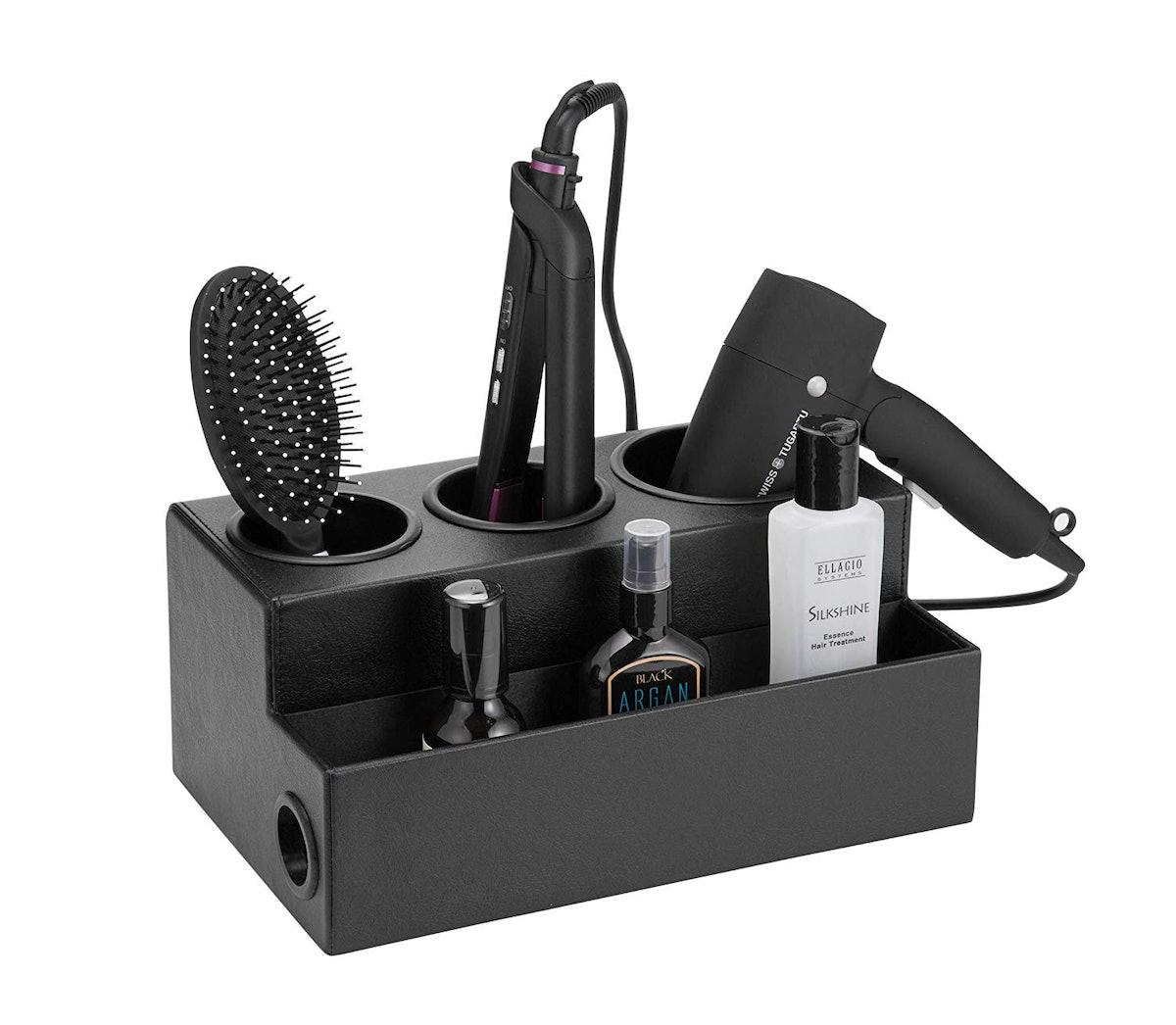 JackCubeDesign Hair Styling Tool Organizer