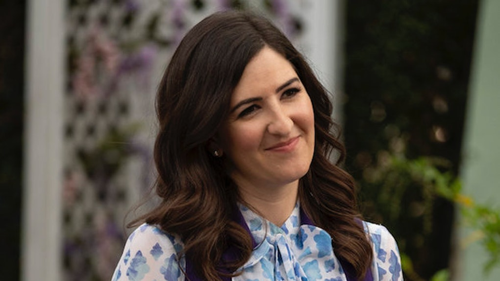 D'Arcy Carden as Janet on 'The Good Place'