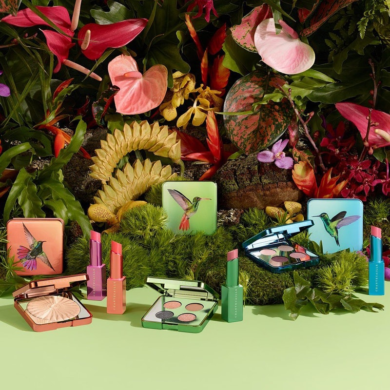 Chantecaille's Spring 2020 Collection Was Inspired By Hummingbirds & Supports An Important Cause