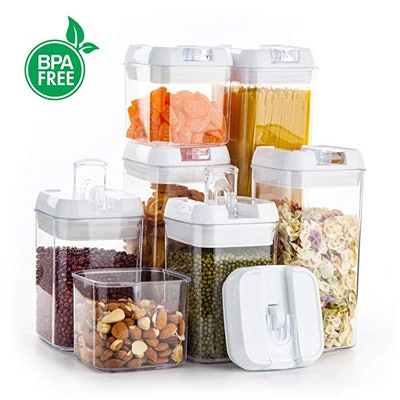 Vtopmart Airtight Food Storage Containers (7 Pieces)